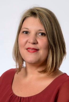 Dorothée Arnould, fondatrice de Purple Lions